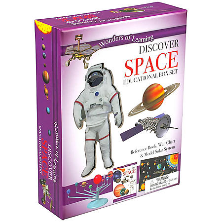 Wonders of Learning: Discover Space