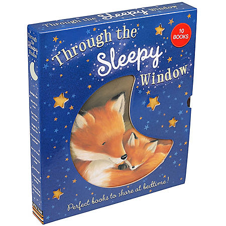 Through The Sleepy Window Collection 10 Children's Bedtime Stories