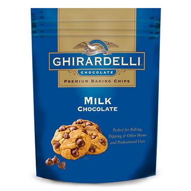 Chocolate chips ghirardelli