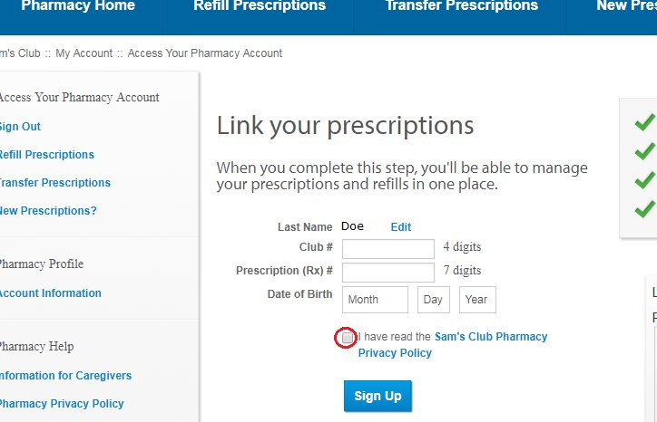 Sams Club Hours Of Operation And Holiday Hours Hours Guide >> Pharmacy Sam S Club