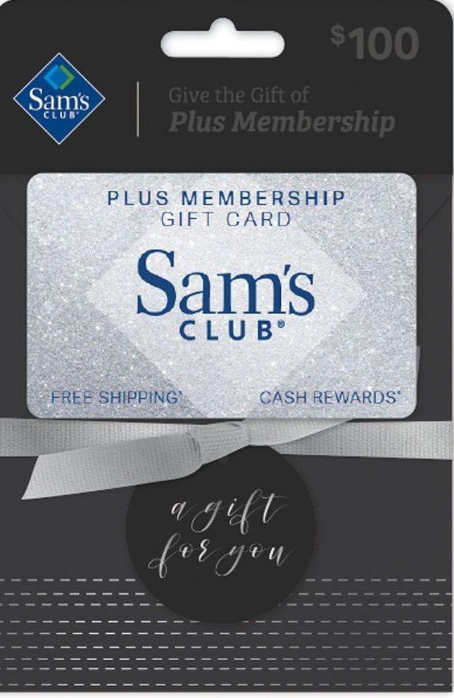 Sam S Club Gift Of Membership